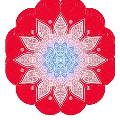 cerveny talizman a amulet