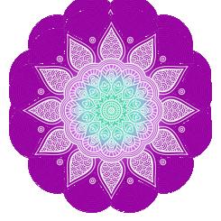 fialovy talizman a amulet