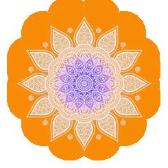 oranzovy talizman a amulet